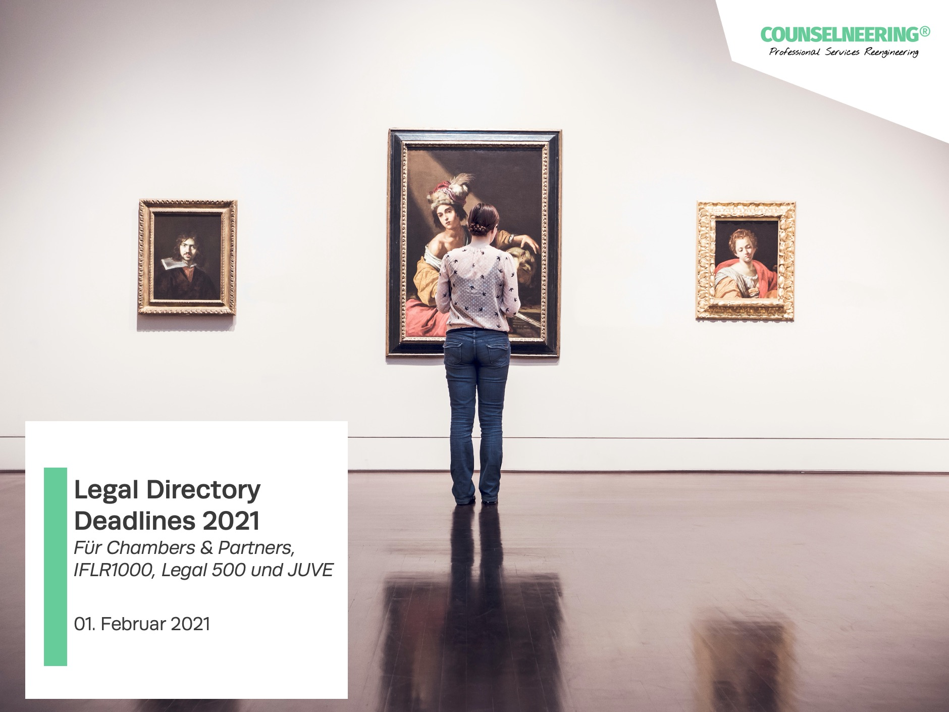Submission Deadlines Legal Directories